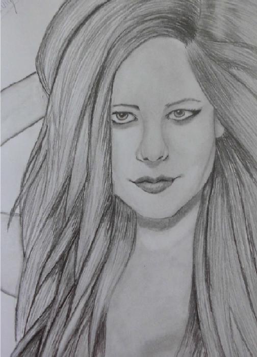 Avril Lavigne by oceane785
